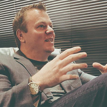 Daniel Ramsey: Founder & CEO of MyOutDesk